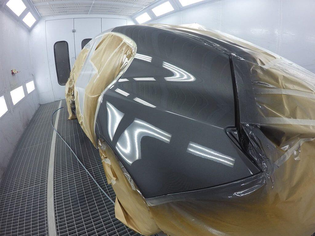 Malowanie auta