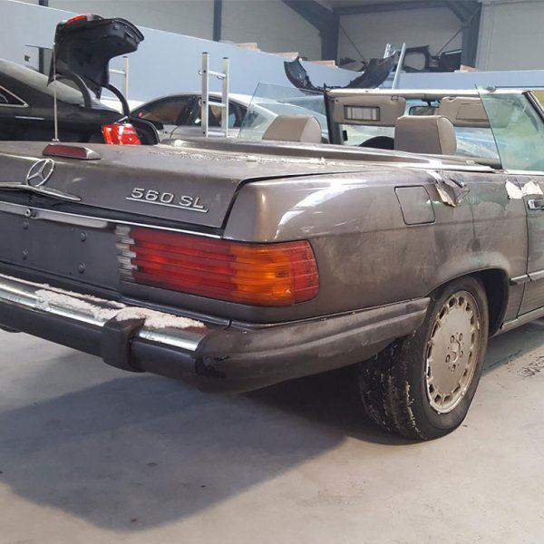 Naprawa Mercedes